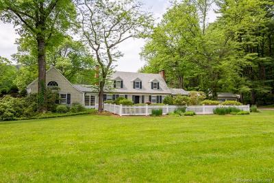 Single Family Home For Sale: 45 West Road