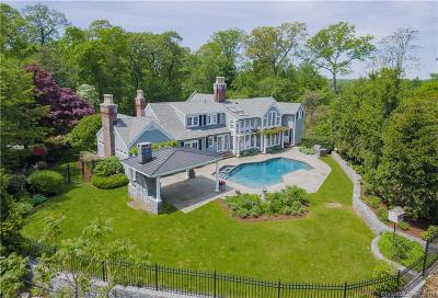 Westport CT Single Family Home For Sale: $2,500,000