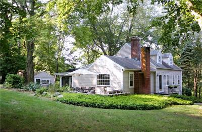 Weston Single Family Home For Sale: 11 Beaverbrook Road