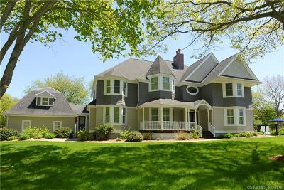 Stonington Single Family Home For Sale: 81 Wamphassuc Road