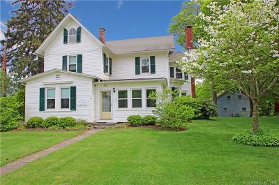 Roxbury Single Family Home For Sale: 16 South Street