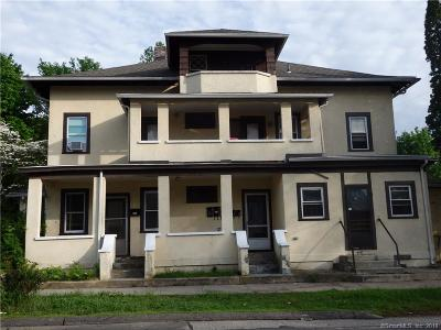 Plymouth Multi Family Home For Sale: 9 Beach Avenue