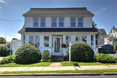 Milford Single Family Home For Sale: 5 Clinton Street