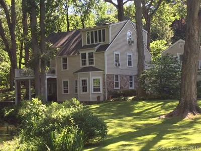 Norwalk CT Single Family Home For Sale: $649,000