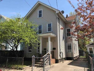 New Haven Single Family Home For Sale: 216 Exchange Street
