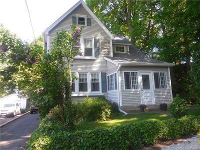 Norwalk CT Single Family Home For Sale: $419,000