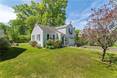 Darien Single Family Home For Sale: 327 West Avenue