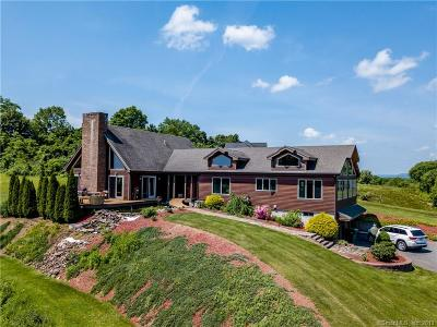 Cromwell Single Family Home For Sale: 7 Horse Run Hill