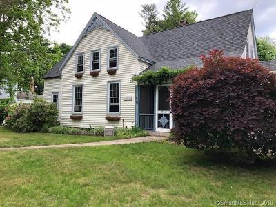 Ledyard Single Family Home For Sale: 20 Hurlbutt Road