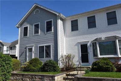 Stonington Condo/Townhouse For Sale: 14 Coveside Lane #14