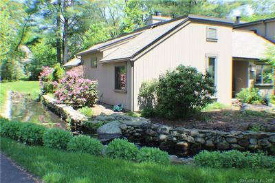 Avon Condo/Townhouse For Sale: 14 Heritage Drive #14