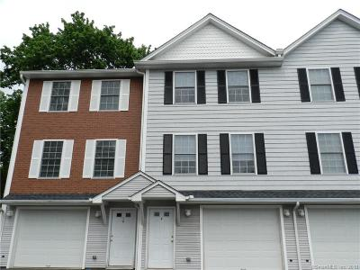 Wallingford CT Condo/Townhouse For Sale: $207,900