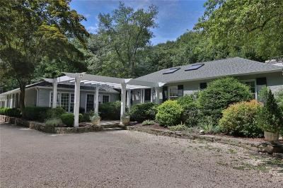Wilton Single Family Home For Sale: 363 Newtown Turnpike
