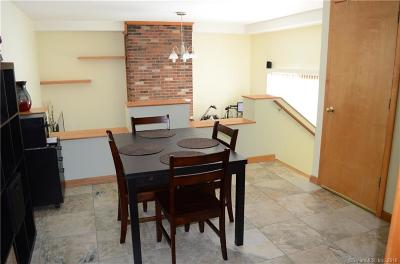 New Britain Condo/Townhouse For Sale: 273 Brittany Farms Road #F