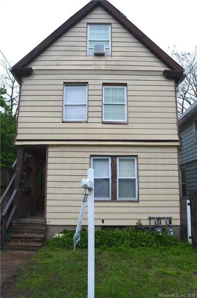 New Haven Multi Family Home For Sale: 74 Goodyear Street