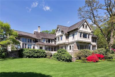 Darien Single Family Home For Sale: 8 Butlers Island Road