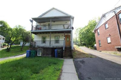 Meriden Multi Family Home For Sale: 141 Woodland Street