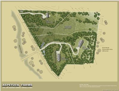 Fairfield Residential Lots & Land For Sale: 1150-1240 Westport Turnpike