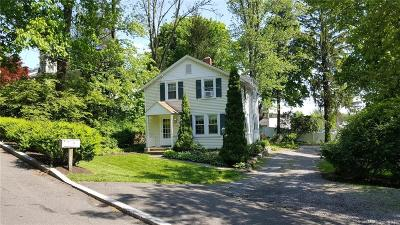 New Canaan Multi Family Home For Sale: 70 Seminary Street