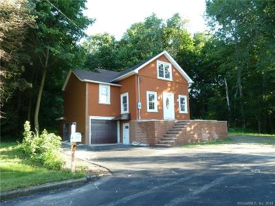 Danbury Single Family Home For Sale: 16 Blaine Street