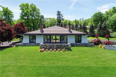 Ridgefield CT Single Family Home For Sale: $2,450,000