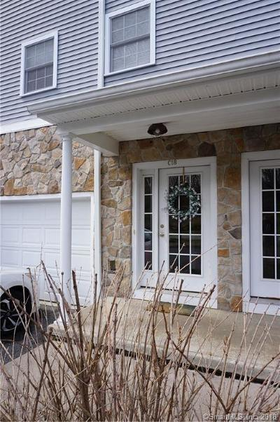 Tolland County Condo/Townhouse For Sale: 28 Armstrong Road #C18