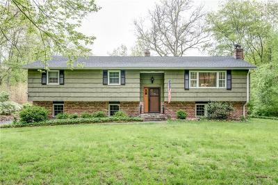 NEWTOWN Single Family Home For Sale: 184 Hanover Road