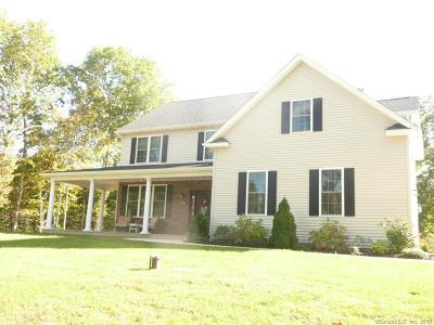 Stonington Single Family Home For Sale: 10 Grandview Farm Drive