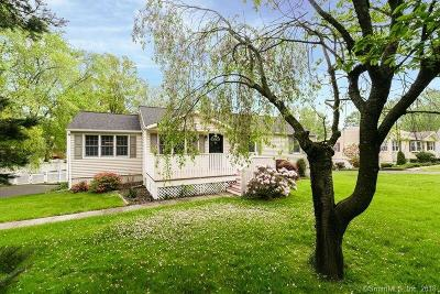 Fairfield CT Single Family Home For Sale: $599,000