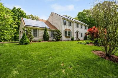 Southington Single Family Home For Sale: 163 Butternut Lane