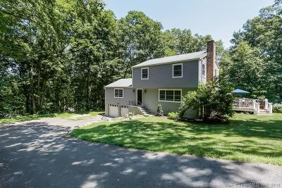 Wilton Single Family Home For Sale: 63 Range Road