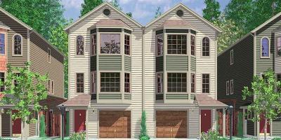 Fairfield Multi Family Home For Sale: 119 Berwick Avenue