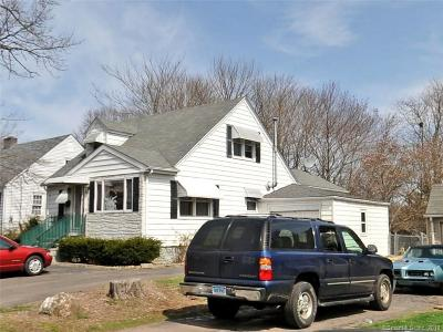 Meriden Single Family Home For Sale: 87 Williams Street