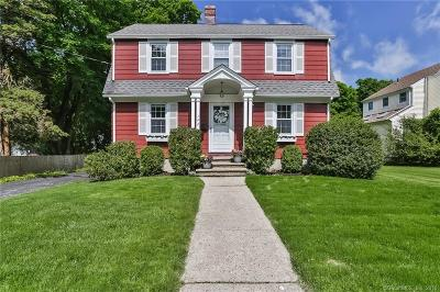Fairfield Single Family Home For Sale: 142 Rockland Road