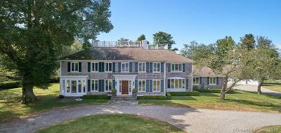 Stonington Single Family Home For Sale: 199 Wamphassuc Road