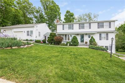 Brookfield CT Single Family Home For Sale: $495,000