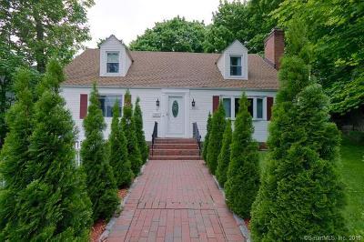 Norwalk CT Single Family Home For Sale: $515,000