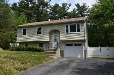 Griswold Single Family Home For Sale: 78 Rixtown Road