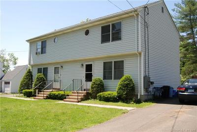 Branford Multi Family Home For Sale: 5 Willow Road