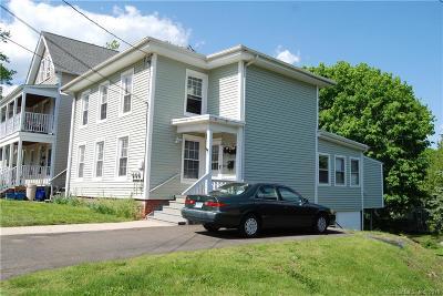 Branford Multi Family Home For Sale: 33 Rogers Street