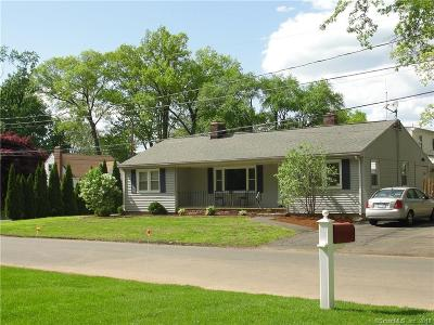 West Hartford Single Family Home For Sale: 24 Florence Street