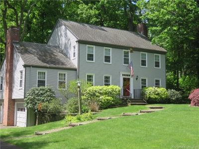 West Hartford Single Family Home For Sale: 191 Hunter Drive