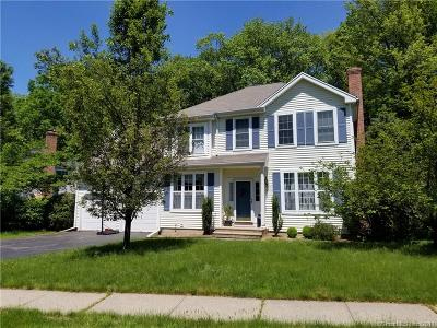 Cheshire Single Family Home For Sale: 79 Dundee Drive
