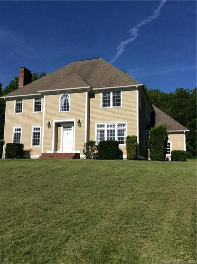 NEWTOWN Single Family Home For Sale: 125 Poverty Hollow Road