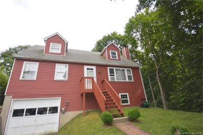 NEW MILFORD Single Family Home For Sale: 19 Pleasant Street