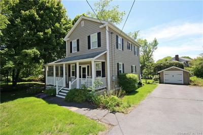 Fairfield County Single Family Home For Sale: 19 Lake Avenue