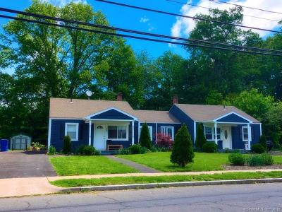 West Hartford Multi Family Home Coming Soon: 58 Mayflower Street