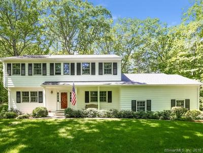Wilton Single Family Home For Sale: 3 Bryants Brook Road