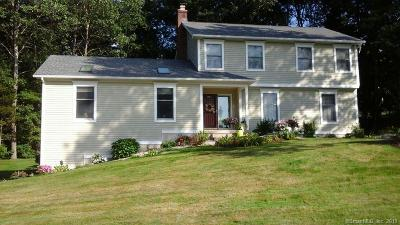 Bristol Single Family Home For Sale: 42 Woodside Way