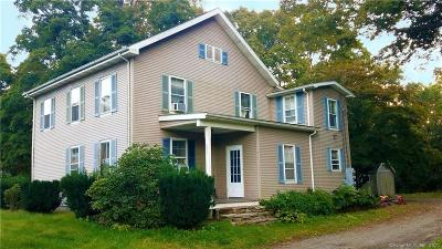New Milford Multi Family Home For Sale: 695 Kent Road